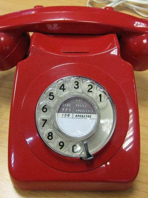 Telefonní čísla